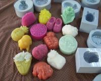 手工精油皂(現場教學)膜具