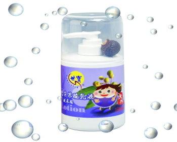 世寶天然無患子玻尿酸潤膚乳液300g *1瓶