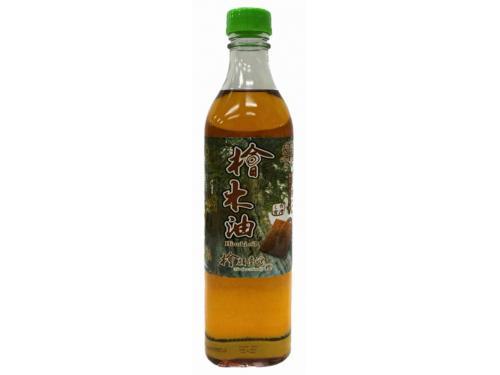 檜木油500cc-A級(台檜)綠蓋*1瓶