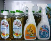 綺緣-無患子強效分解抗菌護手廚房洗潔劑12件-免運費