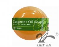 橘子精油皂100g*1個