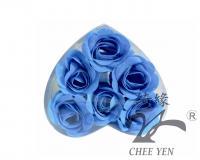 香皂花(藍玫瑰花辦泡澡保濕嫩白皂)