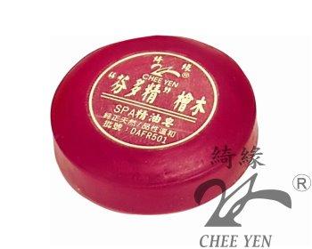 檜木手工SPA精油皂96g*1個