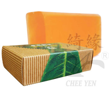 檜木精油手工嫩白滋養皂130g*1個