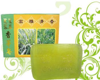 芙蓉抹草香茅皂140g*1個