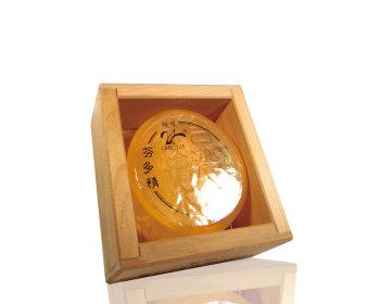 台灣檜木皂50g*1個(含木盒)