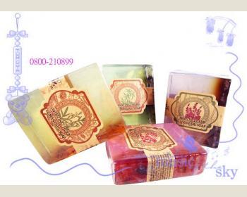 美白草本皂100g*1個