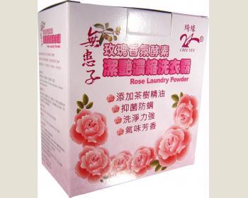 玫瑰香氛酵素潔艷濃縮洗衣霸22件(超值優惠組)