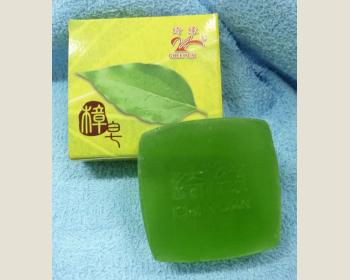樟皂100g(綠晶高壓皂)*1個