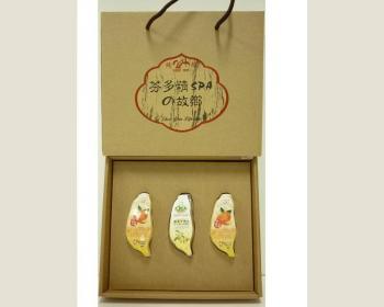 台灣造型皂3入禮盒130g*3