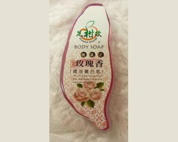 足柑欣玫瑰皂120g*1個