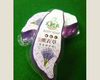 足柑欣薰衣草皂120g*1個