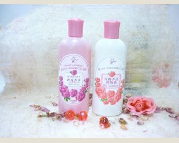 玫瑰洗髮乳*3+潤髮乳*2-499元優惠組