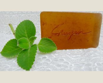 綺緣-左手香(到手香)透明皂180g*1個