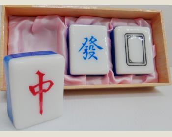《 綺緣 》牛樟開運發財皂(3入)