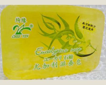 尤加利、茶樹二合一滋養皂100g*1個