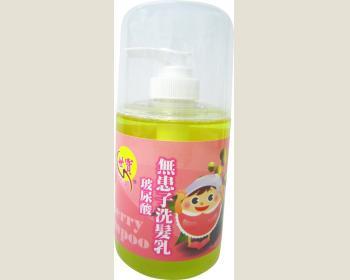 世寶玻尿酸洗髮精300ml *1瓶
