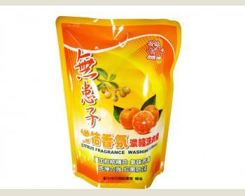 綺緣-柑桔洗衣精(石岡農會輔導)1.8kg(1+8)-免運費