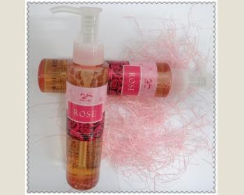 玫瑰保濕溫和即淨卸妝水140ml *1瓶