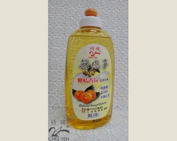 《 綺緣-雨利行 》柑桔清潔洗劑500ml*1瓶