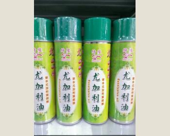 綺緣 尤加利油噴霧550ml(鐵噴)*1瓶