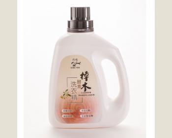 綺緣-樟木洗衣精1800ml*6入(瓶裝)