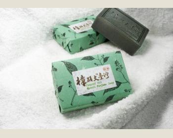 樟顯大台灣(控油橙花香水皂)110g*1個