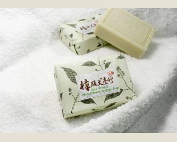 抗皺花露水香水皂110g*1個