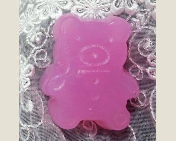 3.  造型皂小熊(玫瑰)  1個
