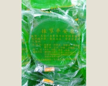 抹草平安皂80g(袋包裝)X3入