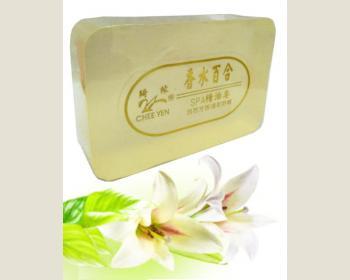 綺緣 香水百合SPA皂100g*1個