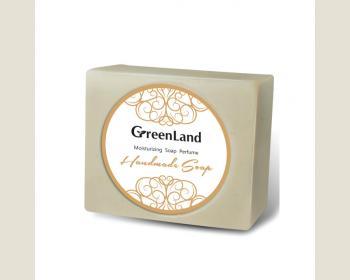 GreenLand 香水手工皂(燕麥保濕) 120g*1個