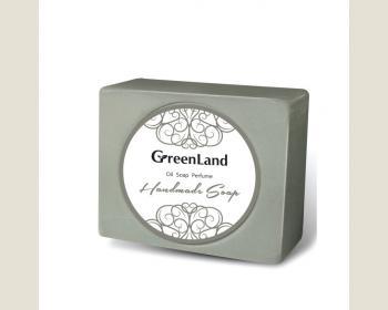 GreenLand 香水手工皂(海泥控油) 120g*1個