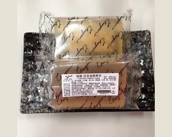 綺緣-苦茶透明皂180g*1個