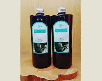綺緣檜木精油純露500ml(2入)+薰香器*1