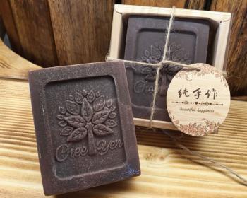 綺緣 紫草精油皂110g*1個(盒裝)