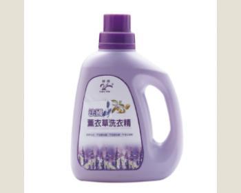 綺緣法國薰衣草潔白洗衣精1.8kg*6瓶(超值組)