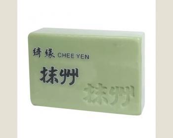 綺緣-抹草五合一平安淨身手工皂100g(抹艸)