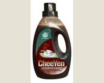 CHEE YEN咖啡因淨味除菌洗衣精(2瓶+7包)