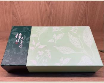 《 綺緣 》檀香招財進寶皂禮盒(3入)
