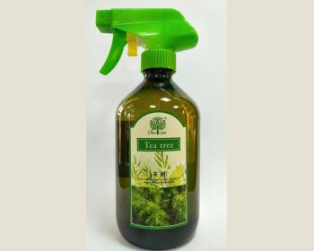 **綺緣-茶樹乾式洗手噴霧500ml*3瓶+50ml*1瓶【免運組】