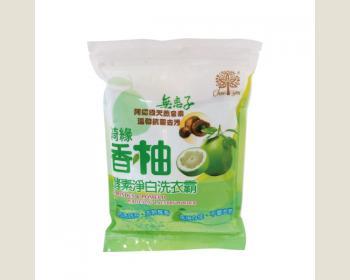 綺緣無患子香柚酵素淨白洗衣霸700g(19件組)