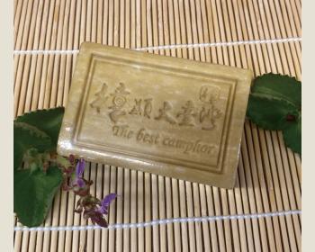 綺緣-小蒼蘭法國礦泥嫩白皂110g*1顆