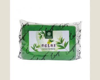 綺緣-檸檬馬鞭草嫩白皂180g*1個