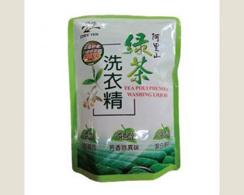 無患子乳霜皂素洗衣凝露(綠茶香氛)1500g*12包