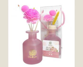 綺緣-擴香瓶(玫瑰)150ml*1瓶/組