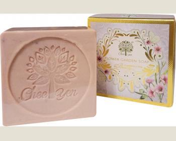 綺緣-玫瑰秘密花園精油植萃皂160g*1個