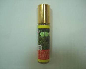 合成檀香油7CC香料(B黃金蓋)*1瓶