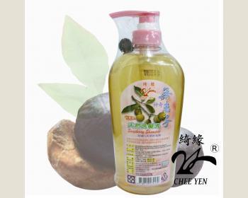 天然無患子洗髮乳700ml *1瓶