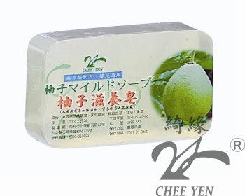 柚子滋養皂100g*1個